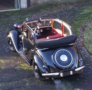 1937 Mercedes 170V Cabrio-Limousine von