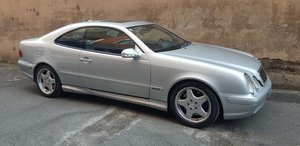 2001 MERCEDES CLK 55 AMG  16900 EURO For Sale
