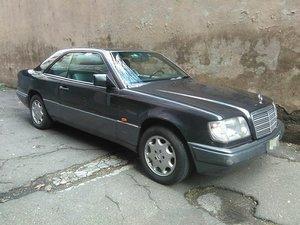 1994 MERCEDES 200 CE 16V SERVICE BOOK, 3500 EURO