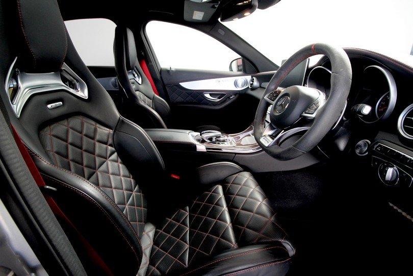 2016 Mercedes Benz C63S AMG Edition 1 - 45K Miles - Huge ...