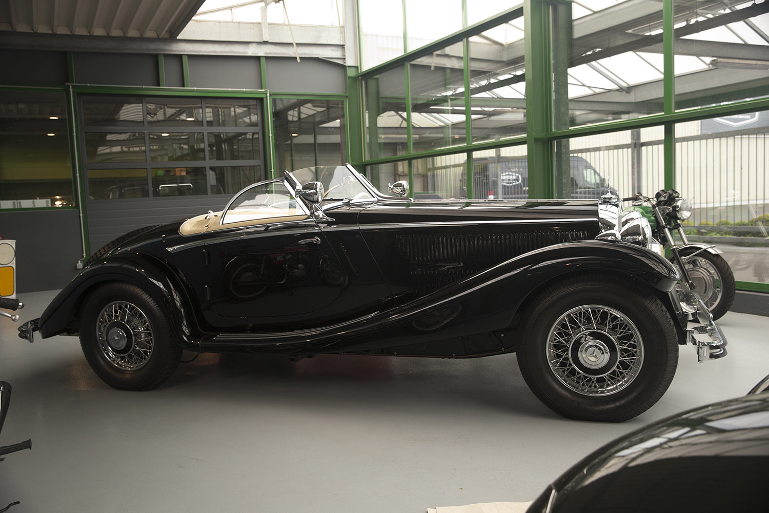 1935 Mercedes 290B Spezial Roadster For Sale (picture 1 of 6)