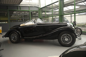 1935 Mercedes 290B Spezial Roadster For Sale
