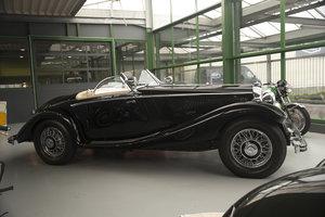 1935 Mercedes 290B Spezial Roadster