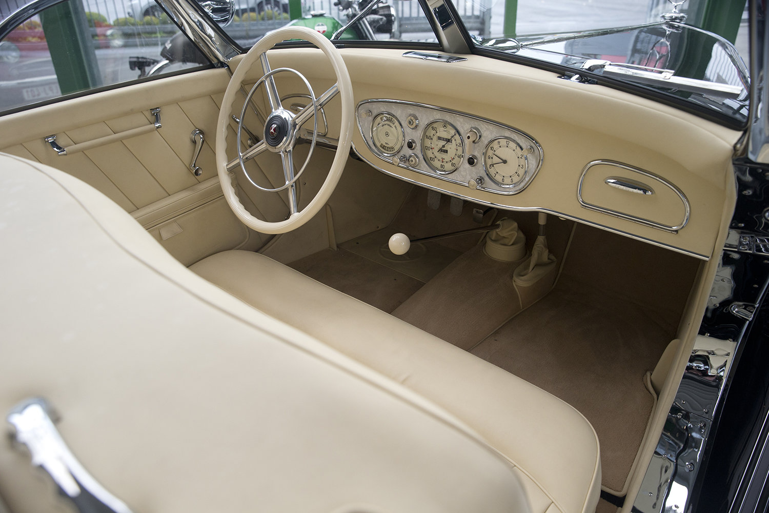 1935 Mercedes 290B Spezial Roadster For Sale (picture 4 of 6)