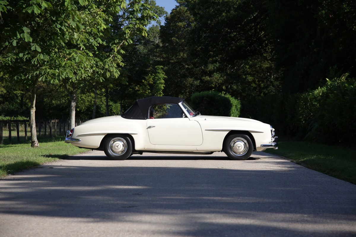 1956 Mercedes 190 SL Roadster For Sale (picture 6 of 17)