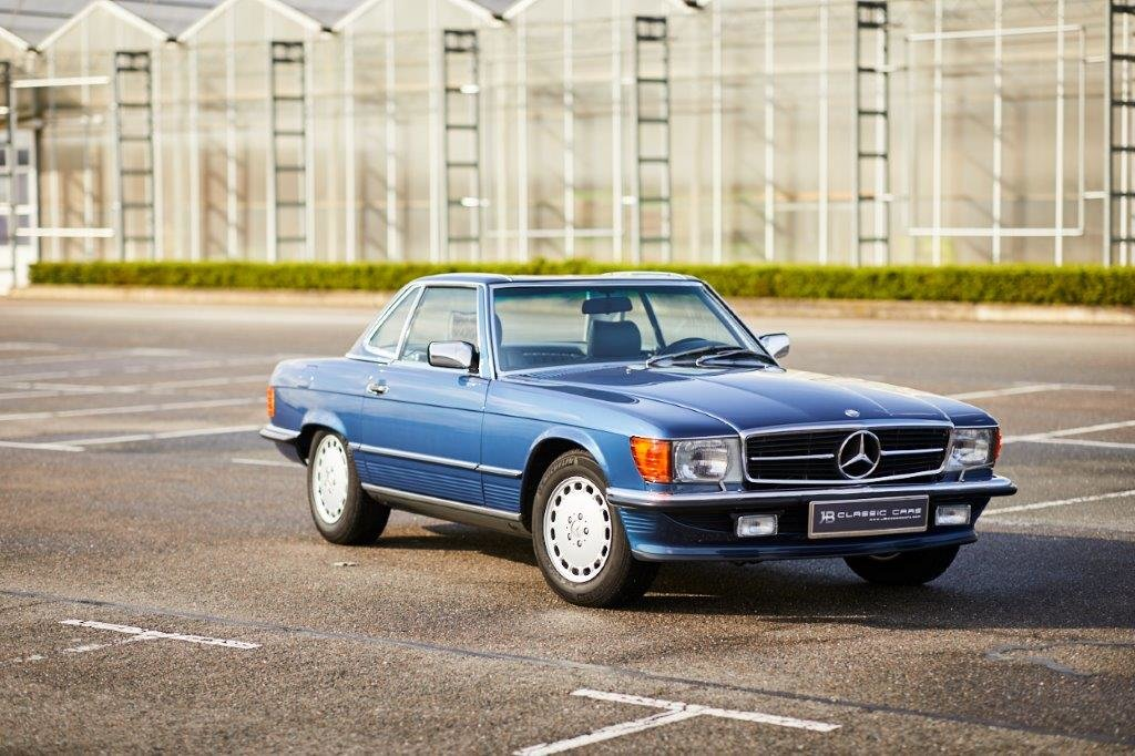 Mercedes-Benz R107 300 SL 1989 For Sale (picture 1 of 6)