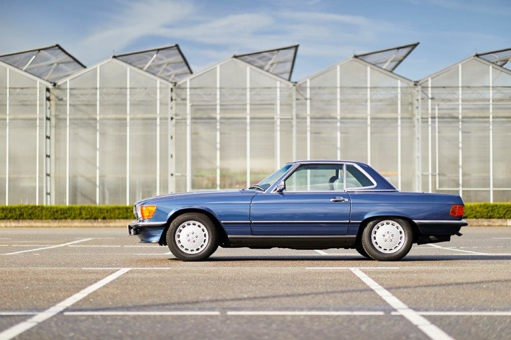 Mercedes-Benz R107 300 SL 1989 For Sale (picture 3 of 6)