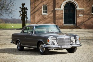 Mercedes-Benz W111 280 SE 3.5 Coupé 1970 For Sale