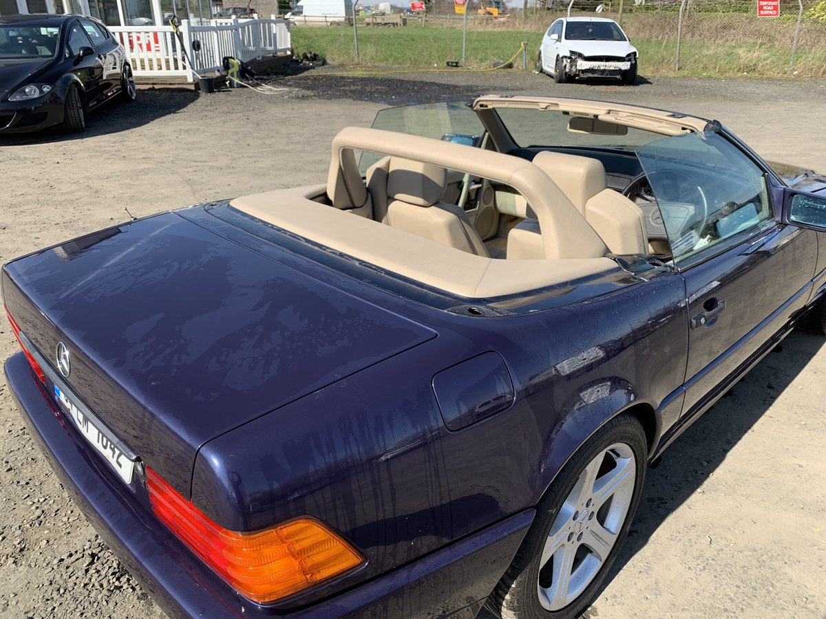 1994 SL500 85000 miles .Exceptional condition For Sale (picture 4 of 6)