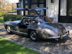 Mercedes 300 SL Gullwin