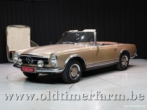 1965 Mercedes-Benz 230SL Pagode '63 For Sale