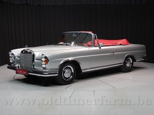 Picture of 1967 Mercedes-Benz 250SE Cabriolet '67 For Sale