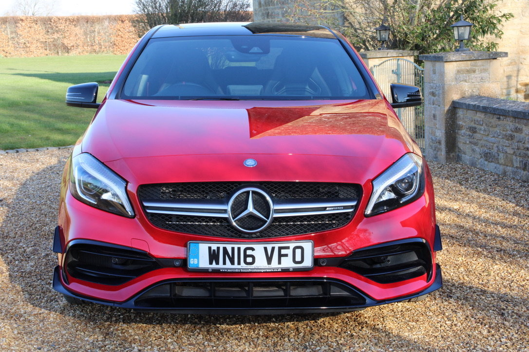 2016 MERCEDES A45 AMG PREMIUM 4WD - 25,000 MILES - £26,950 For Sale (picture 3 of 19)
