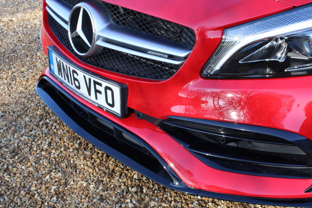 2016 MERCEDES A45 AMG PREMIUM 4WD - 25,000 MILES - £26,950 For Sale (picture 10 of 19)
