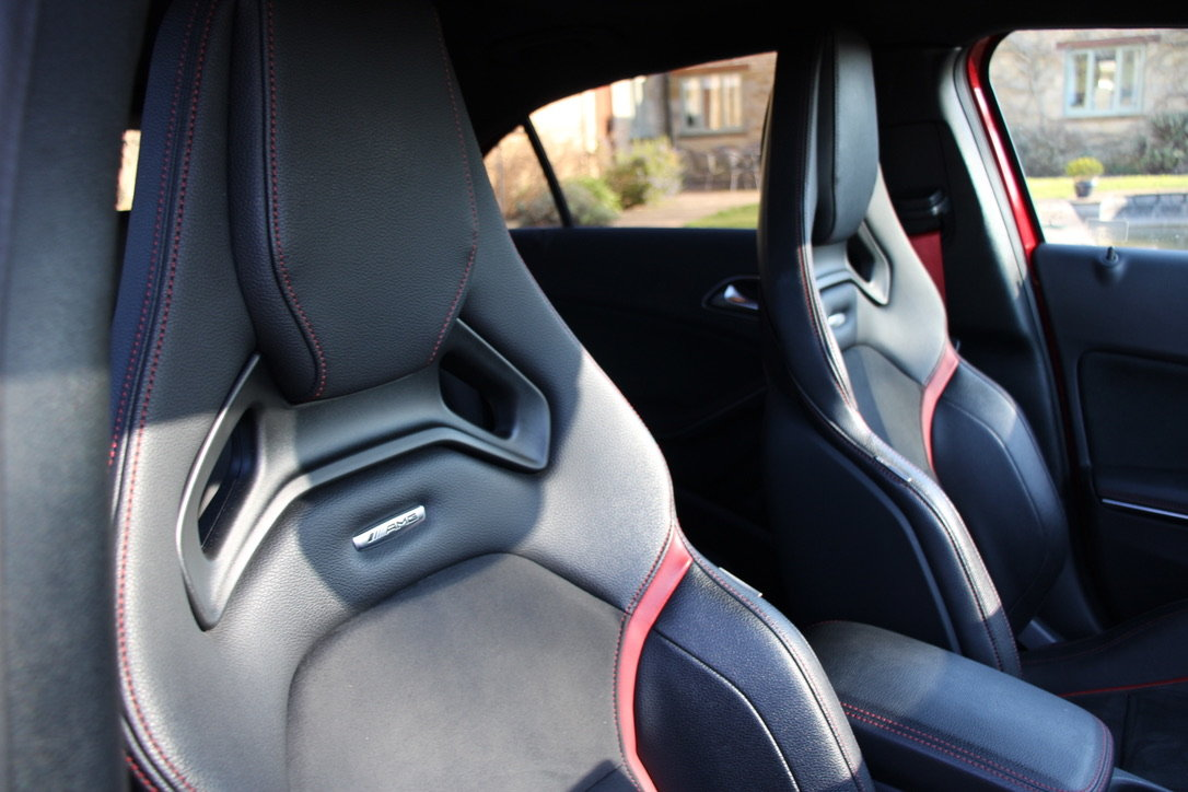 2016 MERCEDES A45 AMG PREMIUM 4WD - 25,000 MILES - £26,950 For Sale (picture 13 of 19)