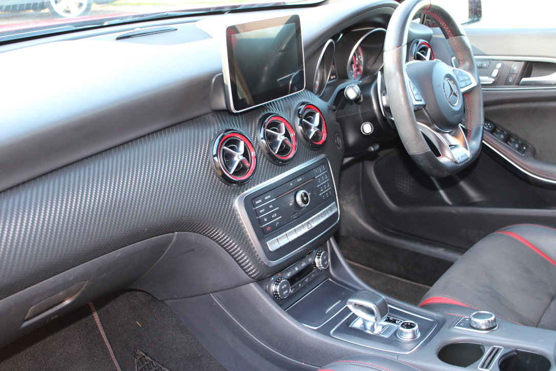 2016 MERCEDES A45 AMG PREMIUM 4WD - 25,000 MILES - £26,950 For Sale (picture 15 of 19)