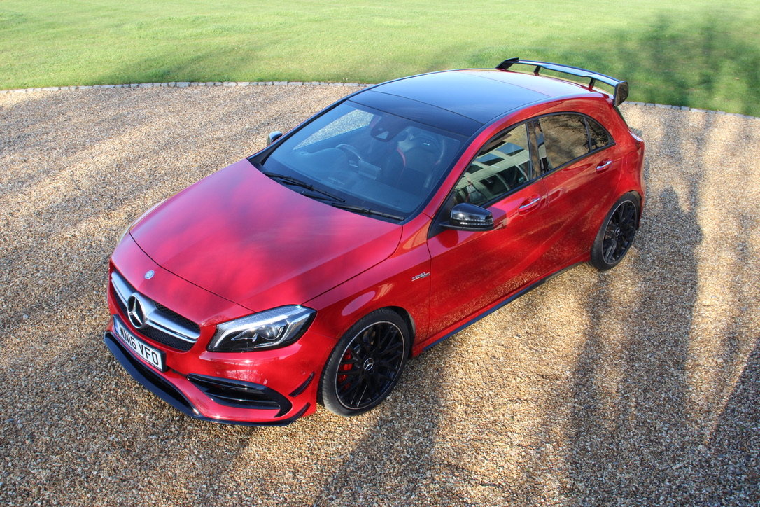 2016 MERCEDES A45 AMG PREMIUM 4WD - 25,000 MILES - £26,950 For Sale (picture 18 of 19)