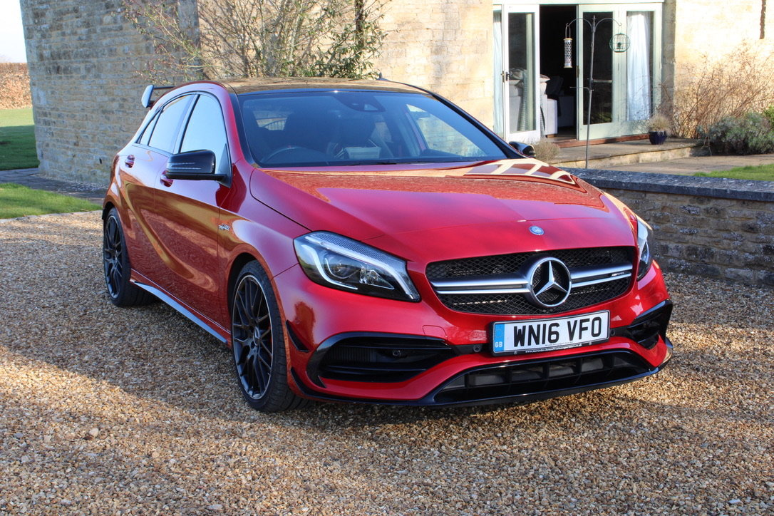 2016 MERCEDES A45 AMG PREMIUM 4WD - 25,000 MILES - £26,950 For Sale (picture 19 of 19)