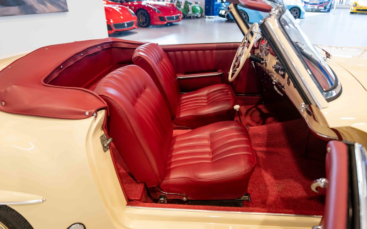 1956 Mercedes-Benz 190SL For Sale (picture 10 of 17)