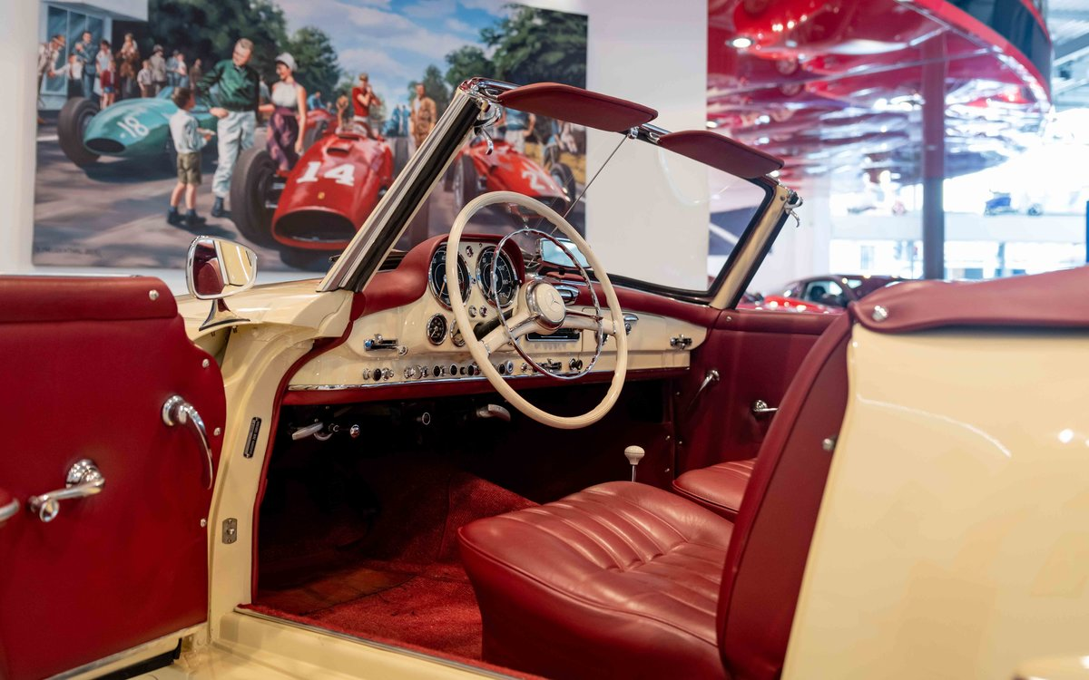 1956 Mercedes-Benz 190SL For Sale (picture 13 of 17)