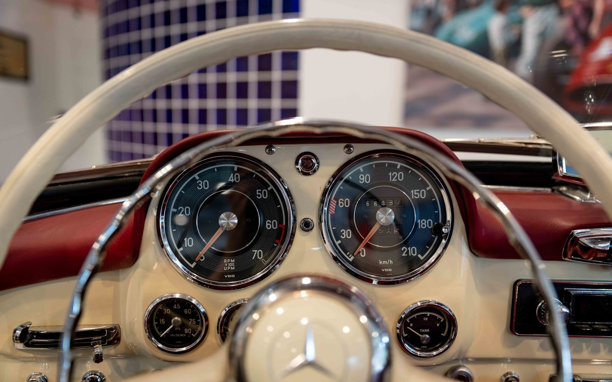 1956 Mercedes-Benz 190SL For Sale (picture 15 of 17)