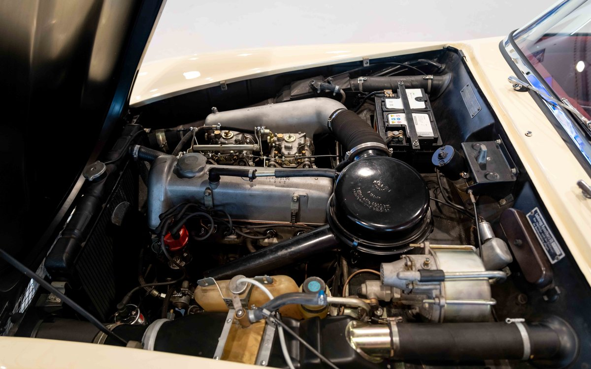 1956 Mercedes-Benz 190SL For Sale (picture 17 of 17)