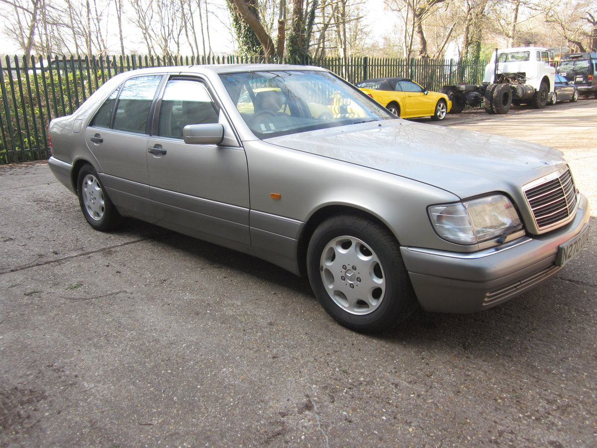 Picture of 1995 Mercedes S 320 Breaking For Sale