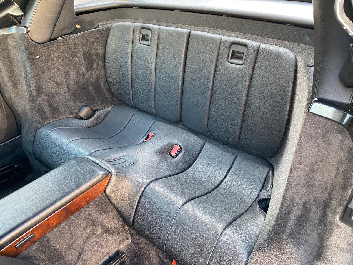 1996 MERCEDES-BENZ SL IMPORT FUTURE CLASSIC MERCEDES SL600 V12  For Sale (picture 5 of 6)