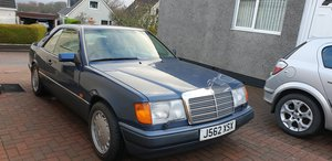 Gorgeous Mercedes W124 300CE 84,000 Miles
