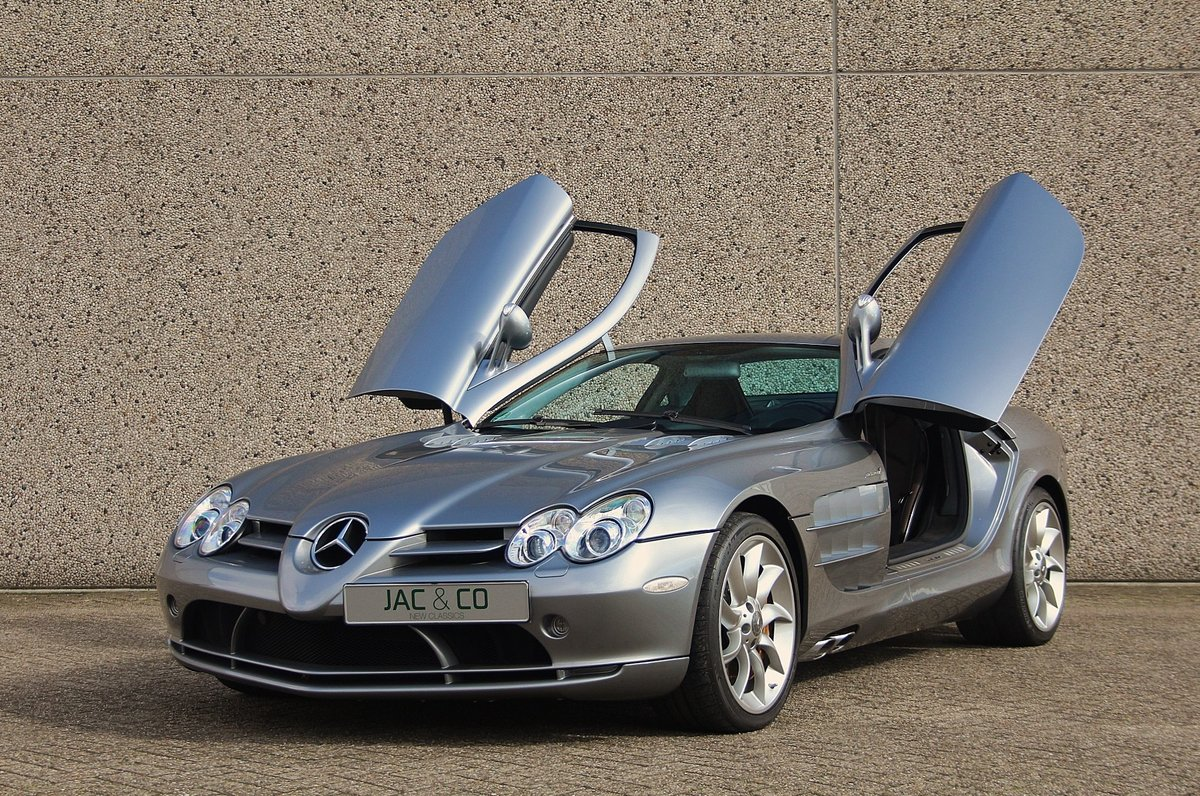 2006 Mercedes McLaren SLR For Sale (picture 1 of 6)