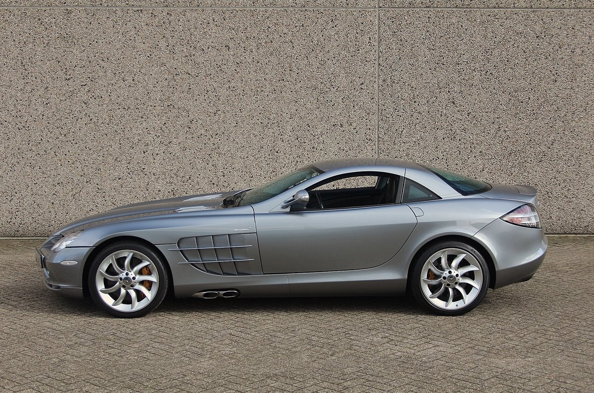 2006 Mercedes McLaren SLR For Sale (picture 3 of 6)
