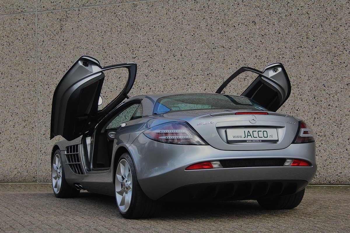 2006 Mercedes McLaren SLR For Sale (picture 6 of 6)
