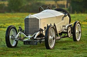 1913 Mercedes 7 litre Rennwagen Grand Prix Car