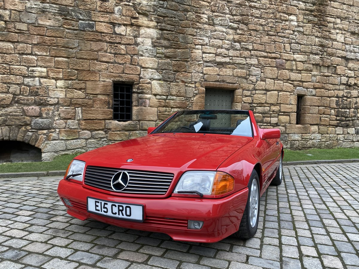 1993 SL Class 2 owner only 30000miles For Sale (picture 1 of 6)