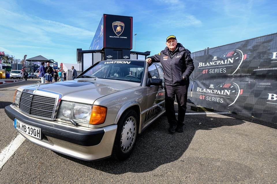 1984 Mercedes 190E 2.3 16V number 10 launched  car at Nuerburgrin For Sale (picture 6 of 6)