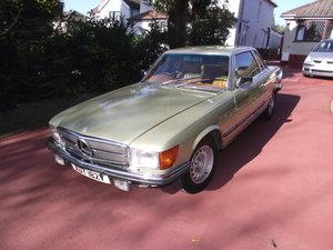 1980 Mercedes 450 slc