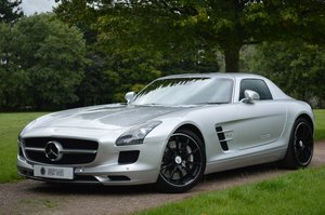 Attention Collectors Mercedes Benz SLS63 AMG Gullwing