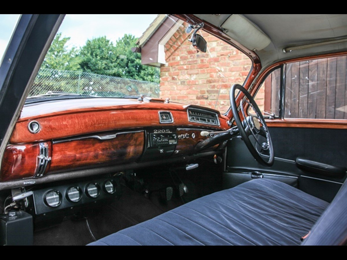 1959 Mercedes Benz 220S 'Ponton' W180 For Sale (picture 5 of 6)