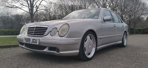 2001 Mercedes e class e320 cdi avantgarde only 37k mile
