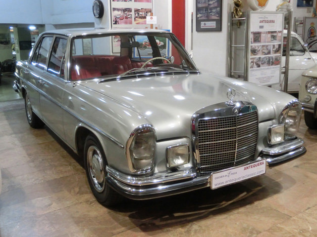 MERCEDES BENZ 250 S W108 - 1967 For Sale (picture 1 of 6)