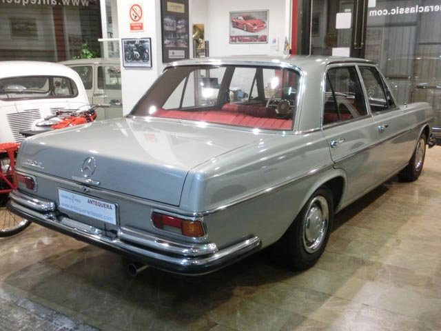 MERCEDES BENZ 250 S W108 - 1967 For Sale (picture 2 of 6)