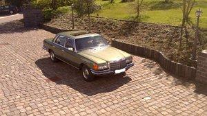 1978 Mercedes 280SE aus der Schweiz