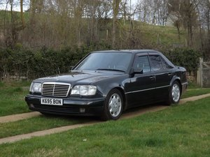1993 Mercedes 500E W124 Stunning with just 51000 miles