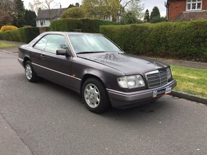 Picture of 1993 Mercedes Benz E220 Coupe Automatic Facelift Model C124