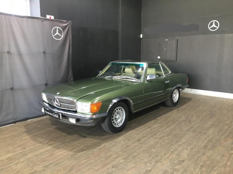 1984 Mercedes 380SL Roadster Auto RHD 24k Miles For Sale (picture 1 of 6)