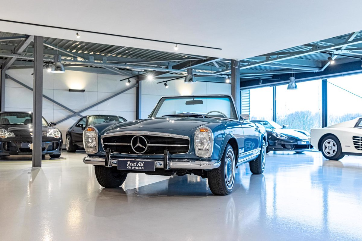1968 Mercedes Benz 280 SL Pagoda For Sale (picture 1 of 6)
