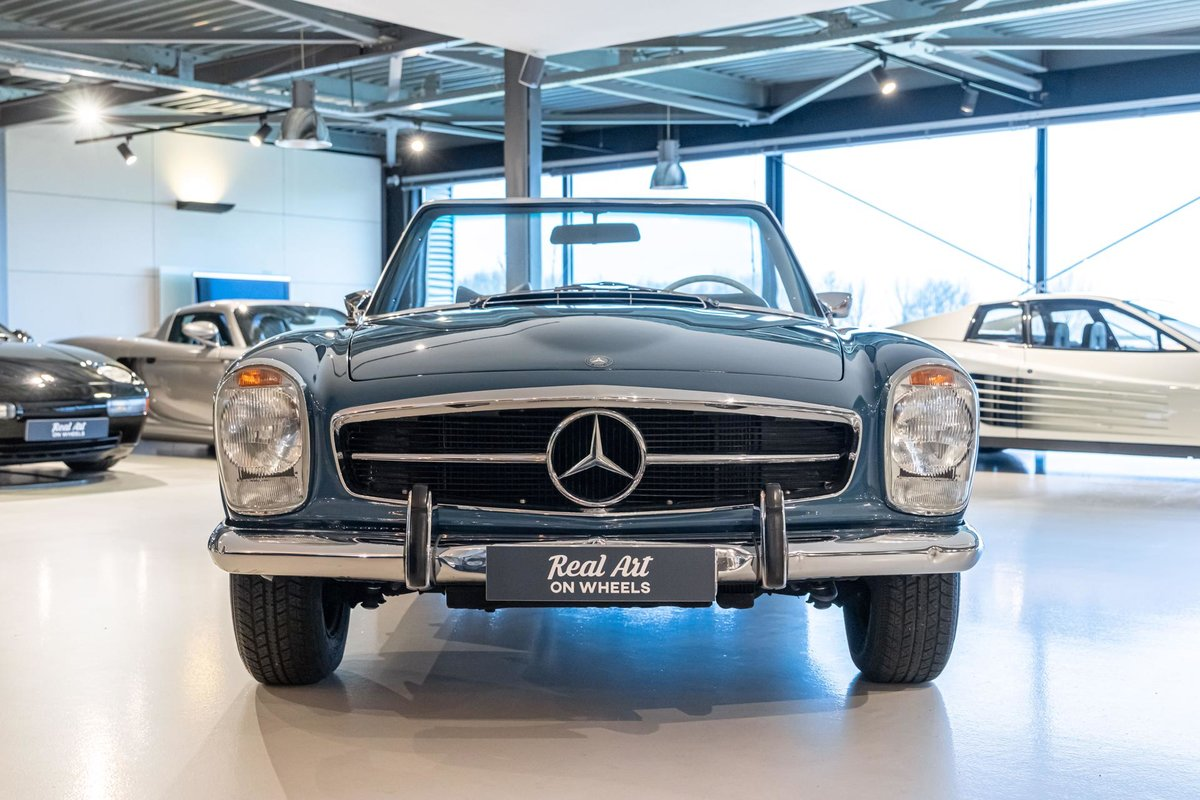 1968 Mercedes Benz 280 SL Pagoda For Sale (picture 2 of 6)