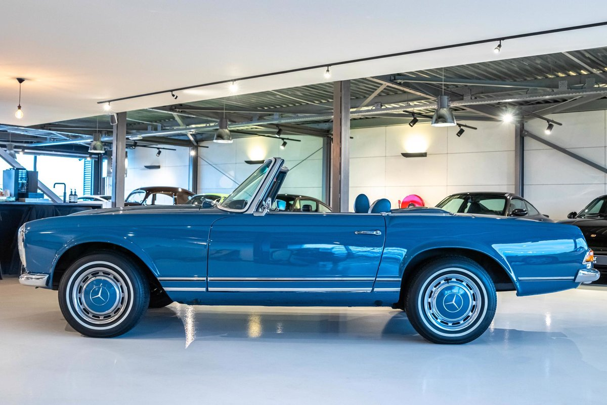 1968 Mercedes Benz 280 SL Pagoda For Sale (picture 3 of 6)