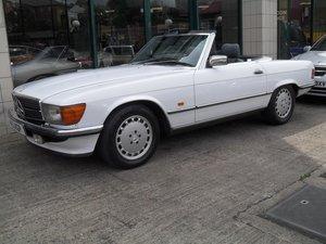 1988 Mercedes Benz 300SL For Sale