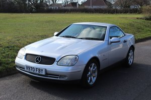 Mercedes SLK 230 1999 - To be auctioned  For Sale by Auction
